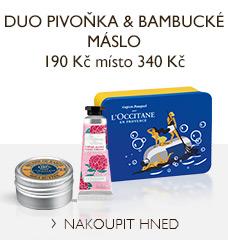 Duo Pivoňka & Bambucké máslo