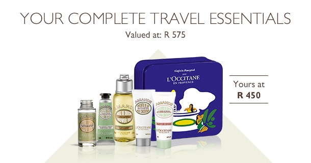 Your complete travel essentials
