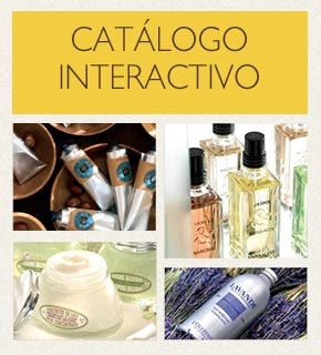 Catalogue - L'Occitane en Provence