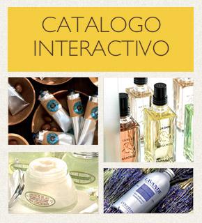 Catálogo de productos L'OCCITANE