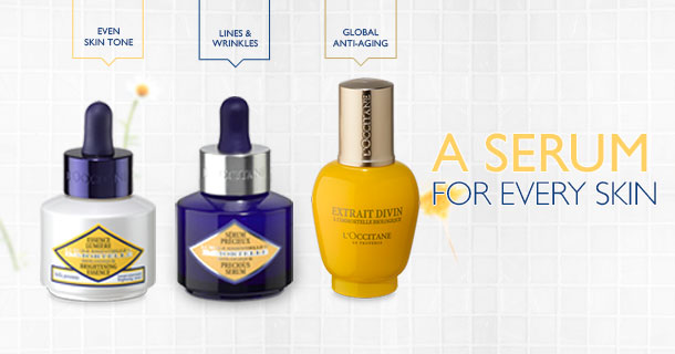 A Serum for Every Skin Immortelle