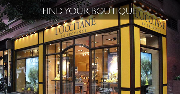 find your nearest boutique