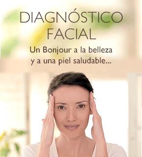 Diagnóstico facial para tener una piel saludable