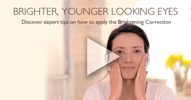 Brightening Eye Care Application
