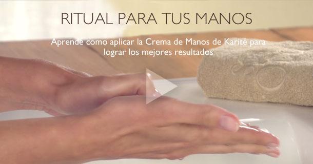 Ritual para tus manos
