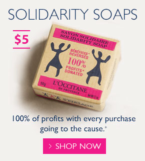 solidarity soaps $5 each