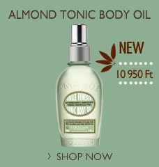 Almond Tonic Body Oil