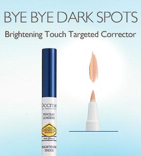 Bye Bye Dark Spots