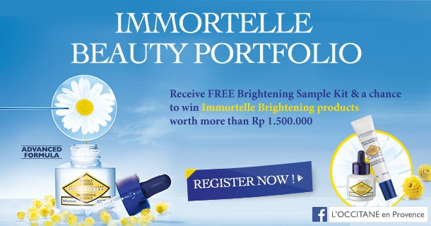 Immortelle Beauty Portfolio