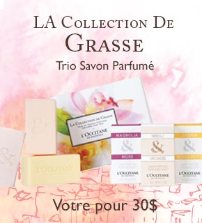 Collection de Grasse Soap Trio Neroli