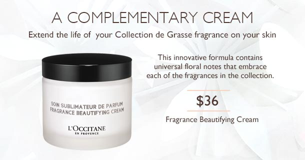 Fragrance Beautifying Booster Cream