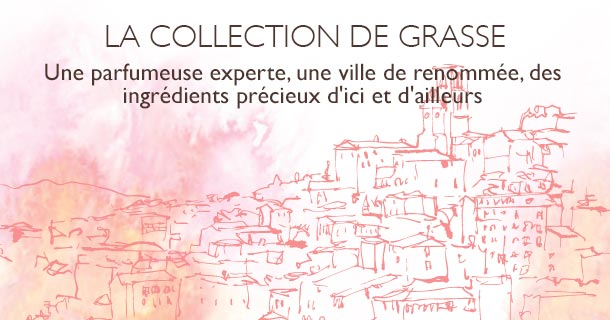 La Collection de Grasse Explore Neroli Fragrance