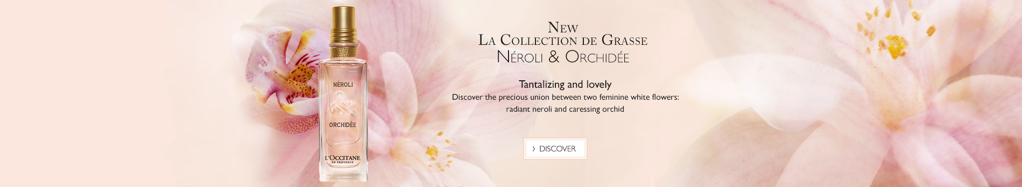 La Collection Grasse Neroli et Orchidee Eau de Parfum