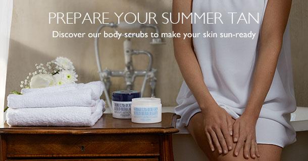Prepare your summer tan
