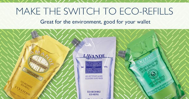 make the switch- eco-refills