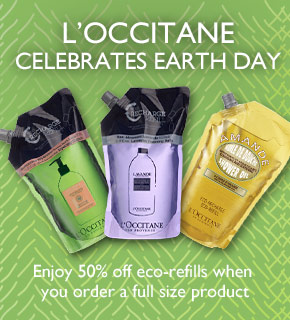 Earth Day Eco Refills Promotion