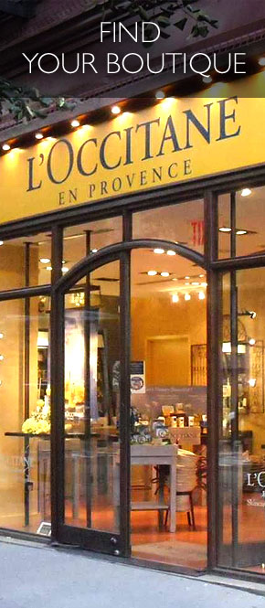 Find Your local L'OCCITANE BOUTIQUE