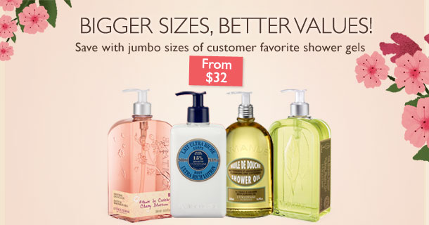 Bigger Sizes Better Value