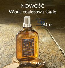 Woda toaletowa Cade