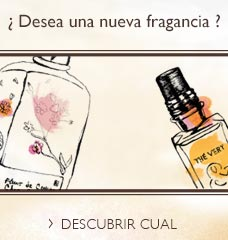 Encuentre su fragancia ideal>