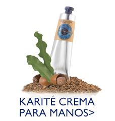 Crema para Manos Karité >