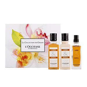 Ambre & Santal Collector Set