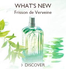 FRISSON DE VERVEINE