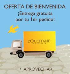 L'Occitane en Provence - Entrega gratuita por tu primer pedido