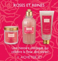 Roses et Reines - Une histoire classique qui celebre la fleur des reines