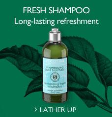 Fresh Shampoo >