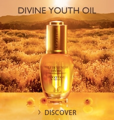 Divine Youth Oil.