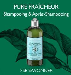 Pure Fraicheur Shampooing & Apres-Shampooing