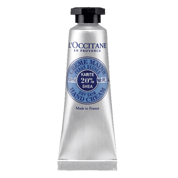 Your Free Gift: Shea Butter Hand Cream 10 ml