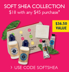 Soft Shea Collection.