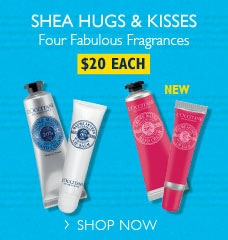 Shea Hugs and Kisses.