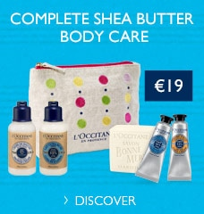 SHEA BUTTER BODY CARE