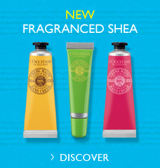New Fragranced Shea