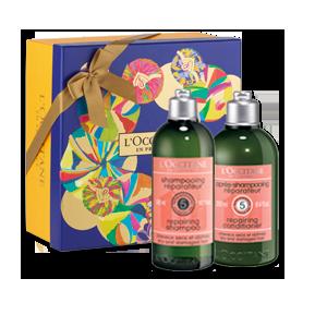 Hair Care Unisex Gift Set Gift Ideas L 39 Occitane En