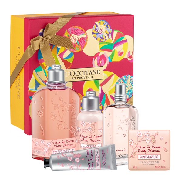 Cherry Blossom Fragrance Collection
