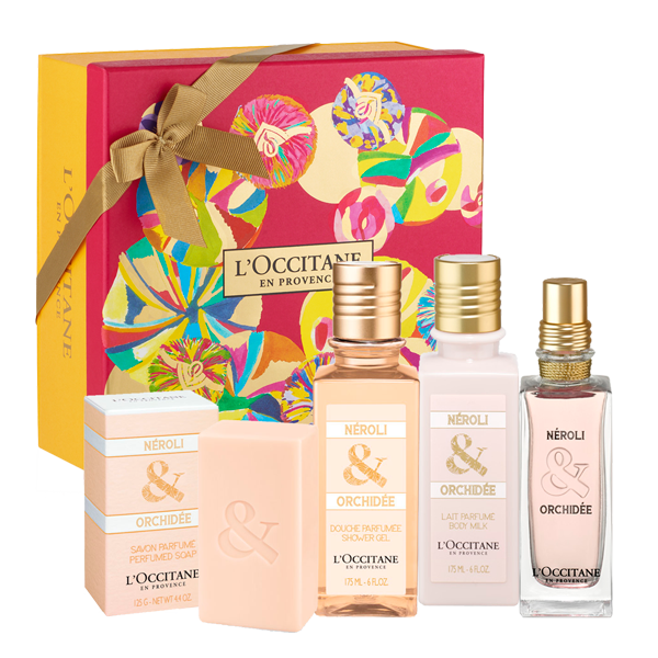 Neroli & Ochidée Fragrance Collection
