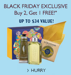 Black Friday Buy 2 Get 1 Free
