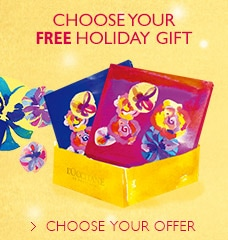 Choose your FREE Holiday Offer!
