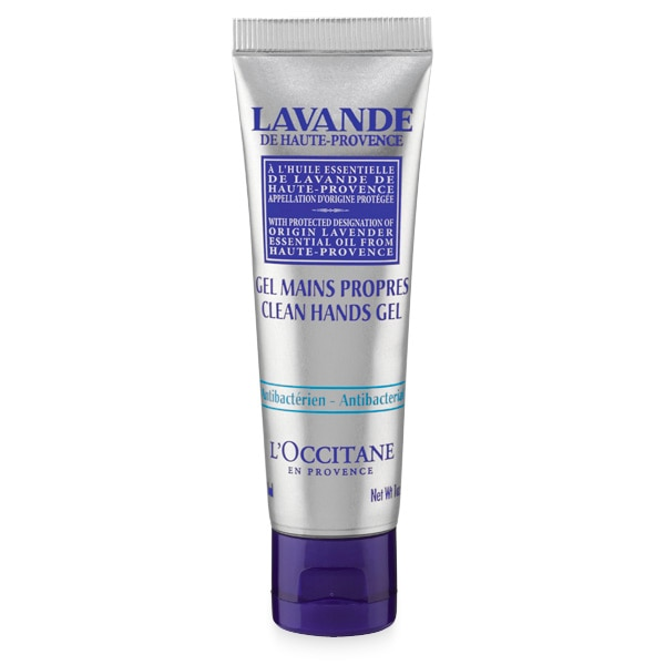 Lavender Clean Hands Gel