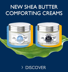 New Shea Butter Comforting Creams