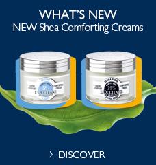 SHEA COMFORTING CREAMS