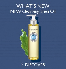 CLEANSING SHEA OIL