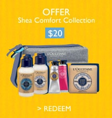 Shea Comfort Collection