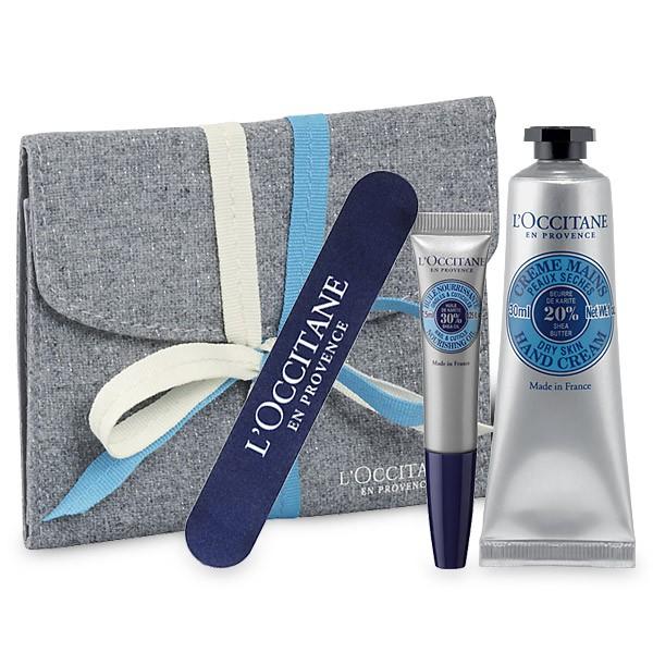 Sheabutter Handpflege-Set