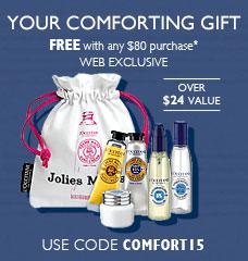 Use code COMFORT15