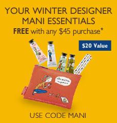 Use code MANI